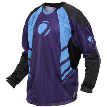 Dye C14 Paintball Jersey Formula 1 Purple