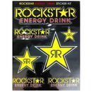 Rockstar Stickersheet