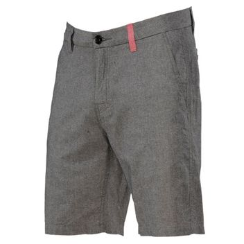 Dye Trade Shorts Heather Grey/Salmon
