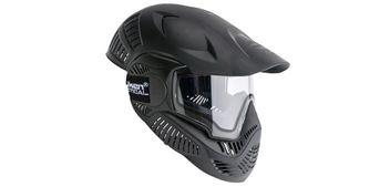 Paintball Maske Valken Annex MI-7 Full Head thermal - black