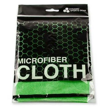 Dynamic Sports Gear Microfiber Cloth - neon green