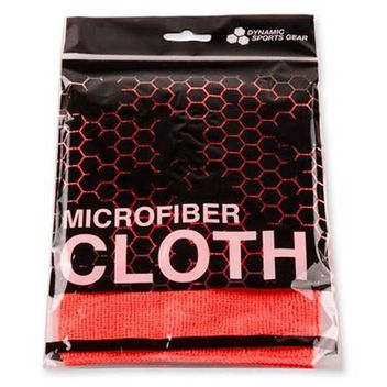 Dynamic Sports Gear Microfiber Cloth - red