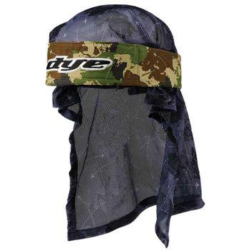 Dye Paintball Head Wrap Global camo
