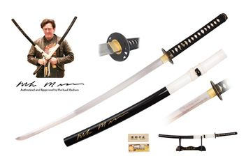 Hattori Hanzo Kill Bill Budd - Katana Practical