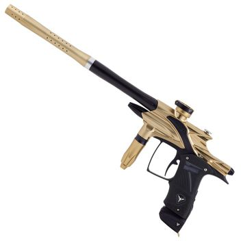 Paintball Marker Dangerous Power Fusion Elite gold/black