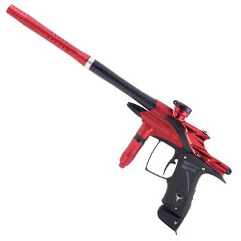 Paintball Markierer Dangerous Power Fusion Elite red/black