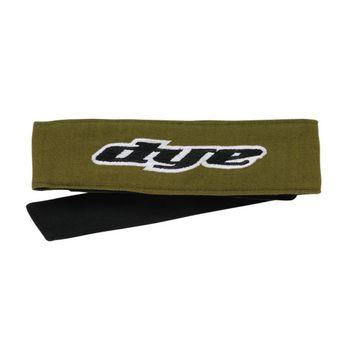 Dye Head Tie olive