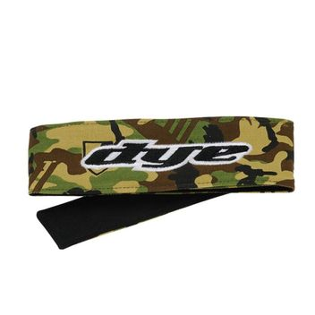 Dye Paintball Head Tie Commando