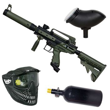 Tippmann Cronus Tactical HP Set - olive