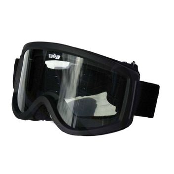 Multi Purpose Softair Goggle Airsoft Protective Glasses - black