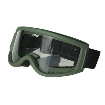 Softair Schutzbrille Airsoft Safety-Brille - oliv