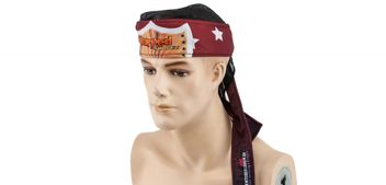 Warped Sportz Bandana Crown mit Netz