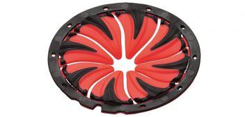 Quick Feed für Dye Rotor R1 / LT-R - schwarz rot