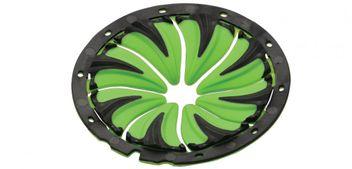 Dye Rotor R1 / LT-R Quick Feed - schwarz lime