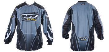 JT Pro II Jersey schwarz
