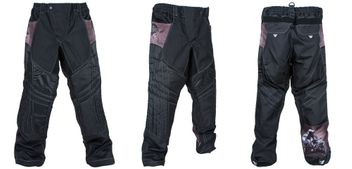 Redz Tournament Pants schwarz