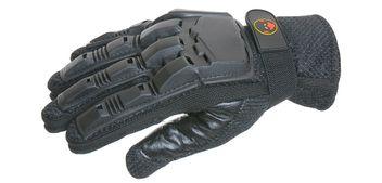 Vollfinger Handschuh schwarz