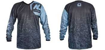 New Legion ultimate Pro Paintball Jersey - dash grey