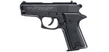 Colt Double Eagle Combat Commander cal. 9 mm P.A.K. - black
