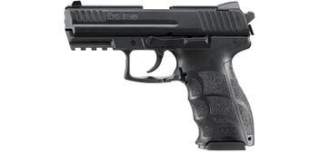 Heckler & Koch P30 cal. 9 mm P.A.K. - black