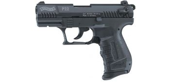 Walther P22 cal. 9 mm P.A.K. - black