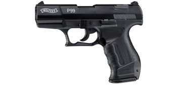 Walther P99 cal. 9 mm P.A.K. - black