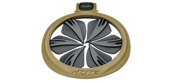 Quick Feed Dye Rotor R2 - gold