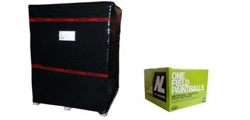 New Legion One Paintballs - 30 Boxes