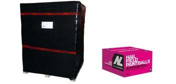 New Legion Hail Paintballs - 60 Boxes