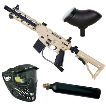 Tippmann Sierra One Tactical Edition Set - Tan