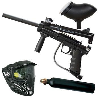 Empire BT-4 Combat Paintball Set