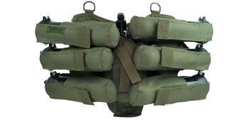 Valken V-Tac Battlepack 6+1 oliv