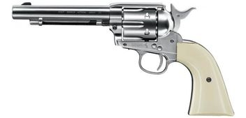 Colt SAA cal. 4,5 mm Pellet - Nickel Finish