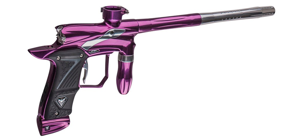 dangerous power The new 2008 dangerous power g3 paintball marker weighing in at only 186lbs (fully equipped with the patented clamping feedneck, barrel and patented flip lever asa) dp's latest creation may be the world's smallest and lightest paintball marker in existence.
