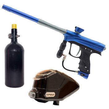 Proto Rize MaXXed Paintball Package - blue/grey