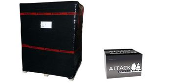 Attack Nature Paintballs - 100 Boxes - Winter