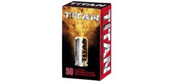 Umarex Perfecta Titan Platzpatronen cal. 9 mm P.A.K. - 50 Schuss