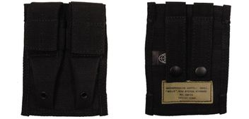Magazine Pouch for 2 Magazines (MOLLE) - black