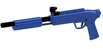 Valken Kids Markierer Gotcha Gun / Shotgun cal. 50 (0.5 J) -  blue