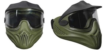 Paintball Maske Empire Helix Thermal - oliv