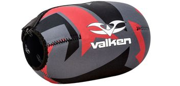 Valken Crusade RIOT Bottle Cover 68ci - red