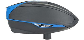 Valken VSL Switch Paintball Loader cal. 50/68 - black/blue