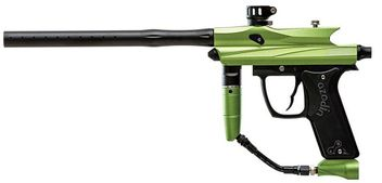 Azodin Kaos 2 Paintball Markierer - green/black