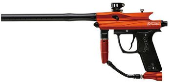 Azodin Kaos 2 Paintball Marker  - orange/black