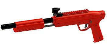 Valken Kids Markierer Gotcha Gun / Shotgun cal. 50 (0.5 J) -  red