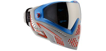 Paintball Maske DYE I5 Thermal - Patriot / Blue Red