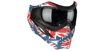 VForce Grill Paintball Mask SE Limited Thermal - Union Jack