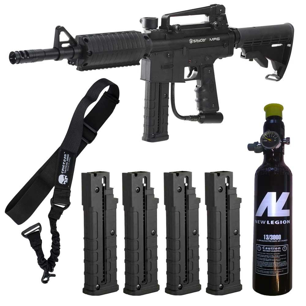 Paintball Marker Spyder Mr6 4x First Strike Magazinex 02 Liter Tippmann 98 Custom Platinum Series Act Gun Diagram Hp System Sling
