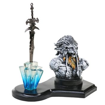 Letter Opener Warlord Games Lionheart with Table Stand