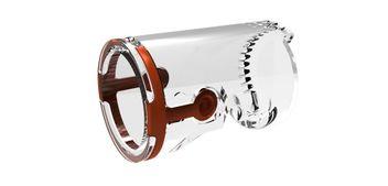 Dye DAM Eye Pipe / Detent System